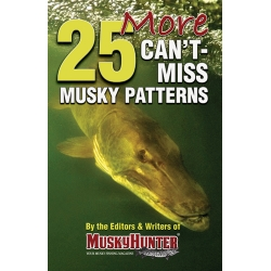 25 More Can't Miss Musky Patterns