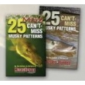 25 More and 25 Can't Miss Musky Patterns Set