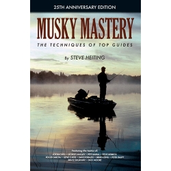Musky Mastery 25th Anniversary Edition