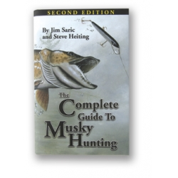 Second Edition of the Complete Guide To Musky Hunting