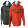 Musky Hunter Camo Logo Hoodies
