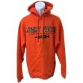 Musky Hunter Camo Logo Hoodies - Orange