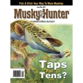 1 Year Domestic Subscription to Musky Hunter Magazine