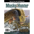 2 Year Foreign Subscription to Musky Hunter Magazine