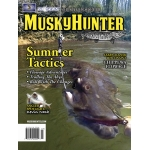 2019 Issue of  Musky Hunter Magazine