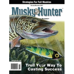 2 Year Domestic Subscription to Musky Hunter Magazine