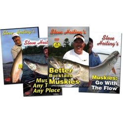 Steve Heiting's 4 DVD Offer