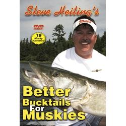 Steve Heiting's Better Bucktails for Muskies