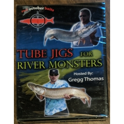 Gregg Thomas' Tube Jigs for River Monsters