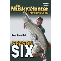 The Musky Hunter TV Show Season 6 - 2012
