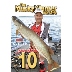 The Musky Hunter TV Show Season 10- 2016