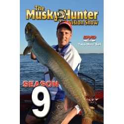 The Musky Hunter TV Show Season 9- 2015