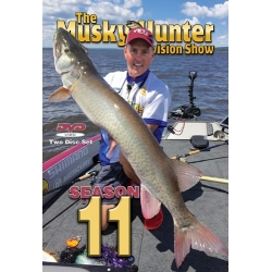 The Musky Hunter TV Show Season 11- 2017
