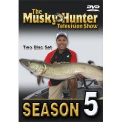 The Musky Hunter TV Show Season 5 - 2011