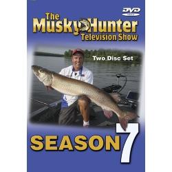 The Musky Hunter TV Show Season 7- 2013