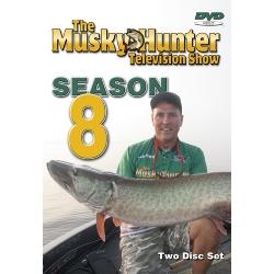 The Musky Hunter TV Show Season 8- 2014