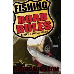 Fishing Road Rules DVD