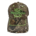 Musky Hunter Camo Cap