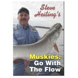 Steve Heiting's Muskies: Go With The Flow