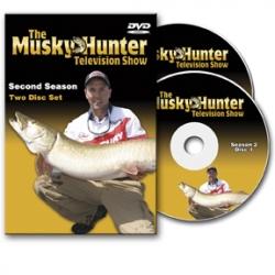 The Musky Hunter TV Show Season 2 - 2008