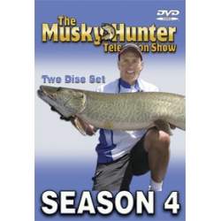 The Musky Hunter TV Show Season 4 - 2010