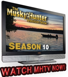The Musky Hunter TV 2016 - Episode 10 - Stoco Muskies