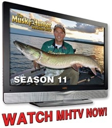 The Musky Hunter TV 2017 - Episode 11 - Catch the Drop