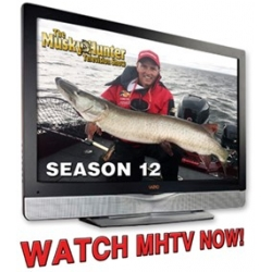 The Musky Hunter TV 2018 - Episode 1 - Tamarack Muskies