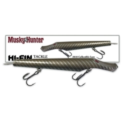 2018 Musky Hunter Collectible Lure
