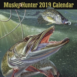 2019 Musky Hunter Calendar
