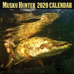 2020 Musky Hunter Calendar