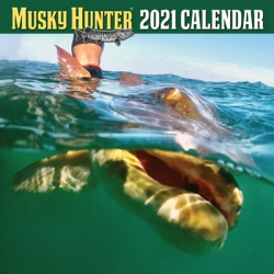 2021 Musky Hunter Calendar