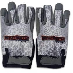 Musky Hunter Logo Release Gloves
