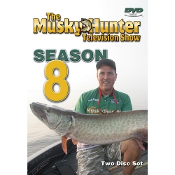 The Musky Hunter TV Show Season 8- 2014