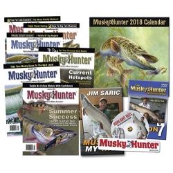 Musky Hunter Starter Kit