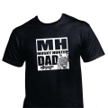 "MH ""Musky Hunter Dad"" T"