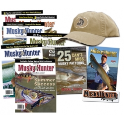 Musky Hunter Starter Kit