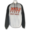 """MH"" Logo Hoodies - Orange"