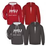 "Sideline ""MH"" Logo Hoodies"