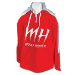 Sideline Hoodie - Red - Size M--3XL