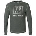 MH Thermal Long Sleeve - Charcoal - Size XL