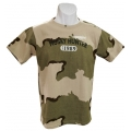 Kids Camo T-Shirt - Size Large
