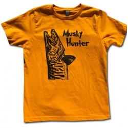 Kids Vertical Musky T-Shirt