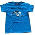 Kids Musky Hunter T-Shirt  - Blue