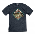 """Beer Label"" T-Shirts - Navy"