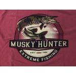 """Red Sky Musky"" T-Shirt"