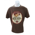"""Registered"" T-Shirt - Coffee"