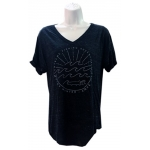 Ladies Ripple T