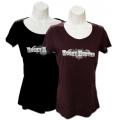 Ladies Scroll T-Shirts