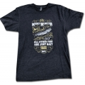 Whiskey Label T-Shirt - Size 4XL